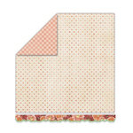 Sassafras Lass - My Dearest Collection - 12x13 Double Sided Paper - Mooches, CLEARANCE