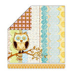 Sassafras Lass - Pocketful of Rosies Collection - 12x13 Double Sided Paper - Branch Out