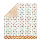 Sassafras Lass - Pocketful of Rosies Collection - 12x13 Double Sided Paper - Hooty, CLEARANCE