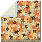 Sassafras Lass - Serendipity Collection - Woodland Whimsy - 12 x 12 Double Sided Paper - Paper Garden, CLEARANCE