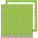 Sassafras Lass - Sweet Marmalade Collection - 12 x 12 Double Sided Paper - Preserve