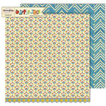 Sassafras Lass - Apple Jack Collection - 12 x 12 Double Sided Paper - Discover