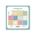 Sassafras Lass - Sweetly Smitten Collection - Wee Bundle - 6 x 6 Paper Pad