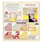 Sassafras Lass - Sunshine Lollipop Collection - 12x12 Collection Kit - Sunshine Lollipop
