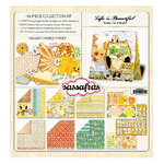Sassafras Lass - Pocketful of Rosies Collection - 12x12 Collection Kit - Pocketful of Rosies