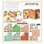 Sassafras Lass - Serendipity - Life At The Pole Collection - 12 x 12 Collection Kit - Life At The Pole, BRAND NEW