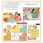 Sassafras Lass - Vintage Yummy Collection - Collection Kit
