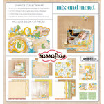 Sassafras Lass - Mix and Mend Collection - Collection Kit
