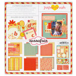 Sassafras Lass - Paper Crush Collection - Collection Kit