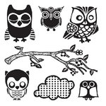 Sassafras Lass - Clear Stamp Sets - Oliver And Friends