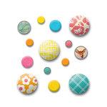 Sassafras Lass - Brads - Dainty Dots, CLEARANCE