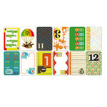 Sassafras Lass - Paper Whimsies - Mini Playing Cards - Head Count , CLEARANCE