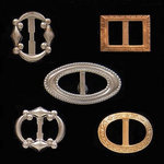 7 Gypsies - Buckle Set - 5 Styles - One of Each