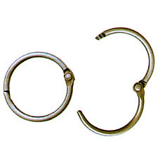 7 Gypsies - Custom Binding Rings - Antique Brass, CLEARANCE