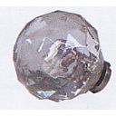 7 Gypsies - Crystal Ball Knob - Clear