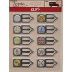 7 Gypsies - Paper Clips - Calais, CLEARANCE
