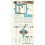7 Gypsies - 97% Complete - Journal Stickers - Family, CLEARANCE