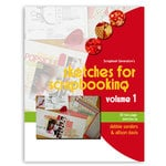 Scrapbook Generation Publishing - Sketches for Scrapbooking - Volume 1