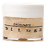 Shimmerz - Blingz - Iridescent Paint - Gold Glimmer
