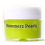 Shimmerz - Pearls - Pearlescent Paint - Green with Envy