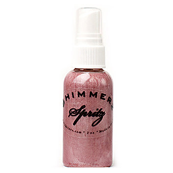 Shimmerz - Spritz - Iridescent Mist Spray - 1 Ounce Bottle - Barn Door