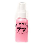 Shimmerz - Spritz - Iridescent Mist Spray - 1 Ounce Bottle - Cotton Candy