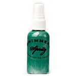 Shimmerz - Spritz - Iridescent Mist Spray - 1 Ounce Bottle - 4 Leaf Clover