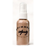 Shimmerz - Spritz - Iridescent Mist Spray - 1 Ounce Bottle - Treasured Hymn