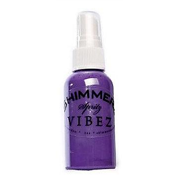 Shimmerz - Vibez - Iridescent Mist Spray - Bold - 2 Ounce Bottle - Princess