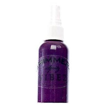 Shimmerz - Vibez - Iridescent Mist Spray - Bold - 2 Ounce Bottle - Grape Escape