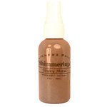 Shimmerz - Shimmeringz - Non-Pigmented Iridescent Mist Spray - 2 Ounce Bottle - Heavy Metal