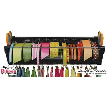 Simply Renee - Clip It Up - 18 Inch Ribbon Organizer