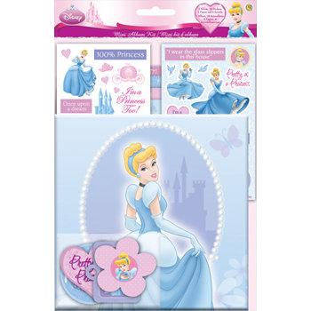 Sandylion - Disney Collection - Mini Album Kit - Princess - Cinderella, CLEARANCE