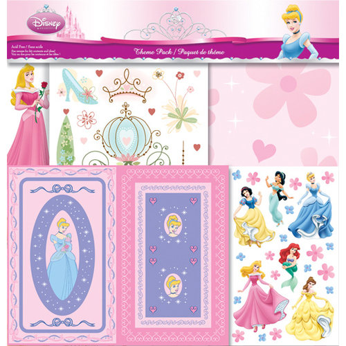 Sandylion - Disney Princess Collection - Theme Pack - Princess, CLEARANCE