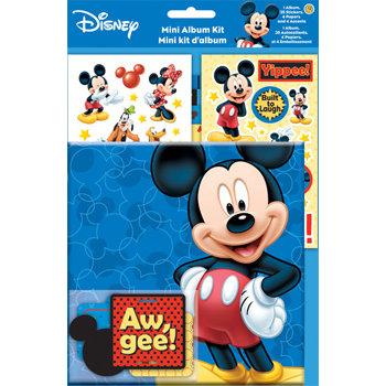 Sandylion - Disney Collection - Mini Album Kit - Mickey, CLEARANCE