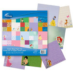 Sandylion - Disney Collection - 12 inch x 12 inch Mega Paper Pad