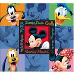 Sandylion 12x12 Album - Mickey and Friends - Embossed