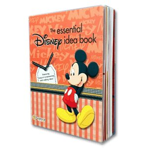 Sandylion - The Essential Disney Idea Book, CLEARANCE