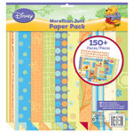 Sandylion - Disney - 12 x 12 More Than Just Paper Pack - Pooh, CLEARANCE
