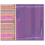 Sandylion - Kelly Panacci - Artsy Collection - 12 x 12 Scrapbook Album, CLEARANCE