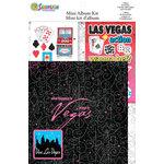 Sandylion - Las Vegas Collection - Mini Album Kit, BRAND NEW