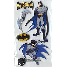 Sandylion - Sandylion Essentials - Handmade Stickers - Batman