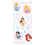 Sandylion - Disney Princess Collection - Stickers - Princess Phrases, CLEARANCE