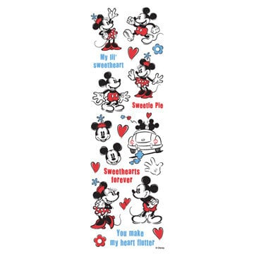 Sandylion - Disney - To My Sweetheart Collection - Clear Stickers - My Sweetie Pie, CLEARANCE