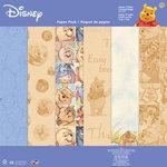 Sandylion - Disney Pooh Collection - 12x12 Paper Pack - Pooh Watercolor