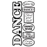 Sandylion - Essentials - Hand Made Stickers - Dance - Wedding - Prom, CLEARANCE