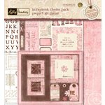Sandylion - Kelly Panacci - Scrapbook Theme Pack - She's One of a Kind, CLEARANCE