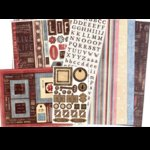 Sandylion - Kelly Panacci - 12x12 Theme Packs - That's Life, CLEARANCE