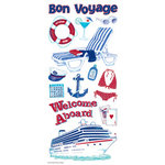 Sandylion - Cruise Collection - Stickers - Cruise Icons, CLEARANCE