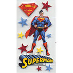 Sandylion - Sandylion Essentials - Handmade Stickers - Superman, CLEARANCE